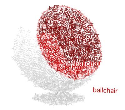 Ballchair